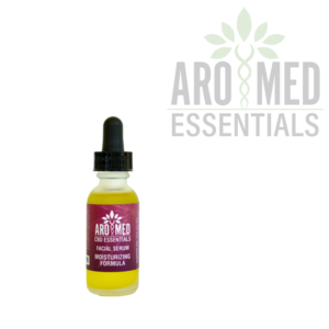Aromed facial serum moisturizing formula