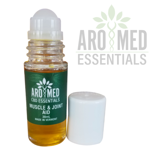 Aromed CBD Muscle and Joint aid